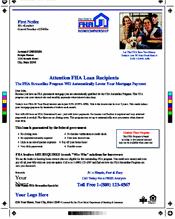 FHA Streamline