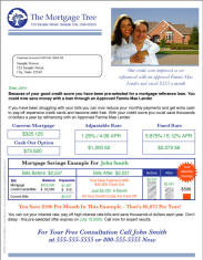 Mortgage Loan Modification Mailer 1